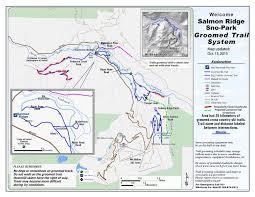 Bryce Canyon Map Pdf Nordic Ski In Washington Running In The Rain