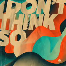Don T Think So But - i don t think so gergaz