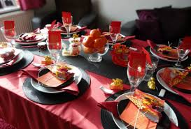 chinese new year home decorations chinese new year table decoration ideas 3707