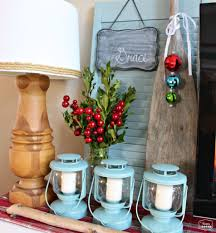 our christmas ified living and dining room christmas party tour