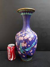 Reproduction Chinese Vases Vintage Reproduction Blue Antique Chinese Vases Ebay