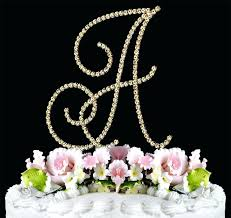 15 cake topper quinceanera cake toppers renaissance rhinestone gold letter topper