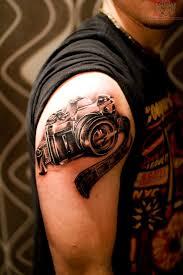 tattoos arms shoulders best 20 camera tattoo design ideas on pinterest camera tattoos