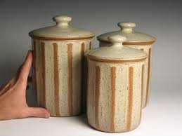pottery kitchen canister sets kitchen canister set archives brent smith pottery brent smith