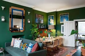 green dining room ideas green open plan small dining room ideas decorating small