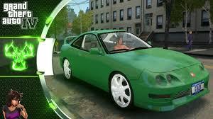 acura integra type r gta 4 car mod youtube