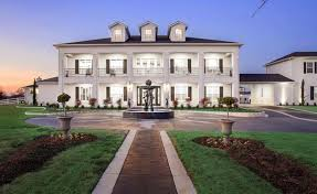 plantation style home 20 000 square foot plantation style mansion in pilot point tx