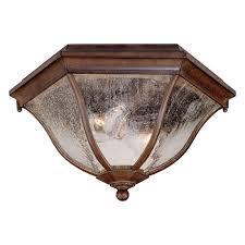 Light Fixtures At Walmart Acclaim Lighting Flushmount 7 75 In Outdoor Ceiling Mount Light