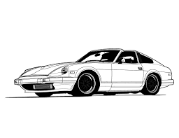 nissan 280zx 280zx explore 280zx on deviantart