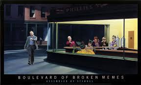 Annoyed Picard Meme - boulevard of broken memes strutting leo annoyed picard