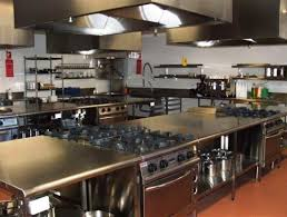 commercial kitchen design software interesting layout with island cooktops and separate hoods in