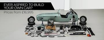 kit cars to build self assembly caterham cars