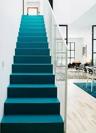 What Does Banister Mean Coloured Stairs What Do We Think Home Deco Pinterest