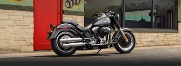 2016 softail fat boy lo harley davidson usa