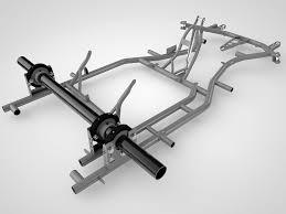 go kart chassis02 jpg 1024 768 kart pinterest karting