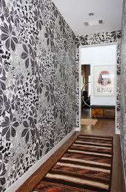 Modern Floral Wallpaper 237 Best Wallpaper Images On Pinterest Fabric Wallpaper
