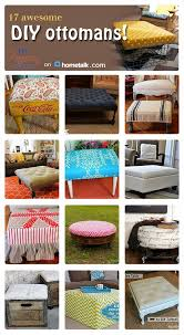 my passion for decor diy ottomans a curated board for hometalk