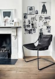 Armchair Black Design Ideas Objekto Paulistano Chair Black Leather Cover Order From Bodie