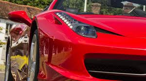 ferrari dealership showroom bmw mercedes porsche audi car dealer surrey near london