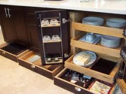 roll out drawers for kitchen cabinets build roll out shelving for kitchen cabinets bodhum organizer