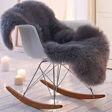 Comfortable Rocking Chairs Eames Rocking Chair Nursery Comfortable Thenurseries