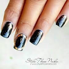 style those nails new year nailart 2017