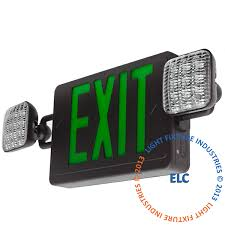 exit emergency light combo combogb2 exit signs exit light co