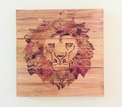 Zodiac Home Decor by Jennyannecustoms Etsy Woodburning Pyrography Etsyshop