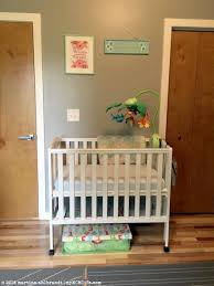 Mini Crib With Storage Nursery For Almost Mymcmlife