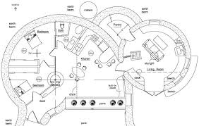 earth contact home plans earth home plans house earth sheltered house plans berm house