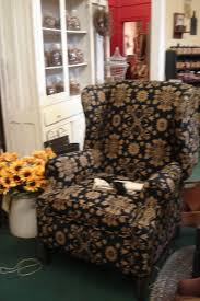 Recliners That Don T Look Like Recliners Gatherings For The Home Grandmother Wing Back Chair