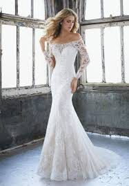 the shoulder wedding dress mori bridal wedding dresses by madeline gardner
