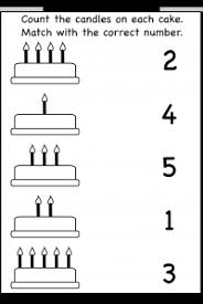 number counting worksheets kindergarten worksheets pinterest