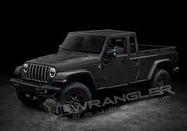matte grey jeep wrangler 2 door our latest 2019 jeep jt pickup info and preview images 2018