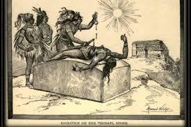 imagenes idolos aztecas los sacrificios humanos durante el imperio azteca de10