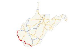 M 52 Michigan Highway Wikipedia by U S Route 52 In West Virginia Wikipedia