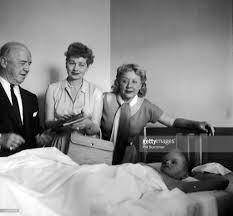 a visit from lucille pictures getty images