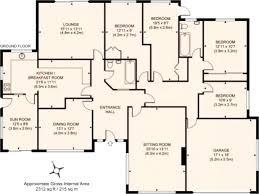 floor plans for 4 bedroom houses best house plans in kerala style home plan 4 bedroom house plans in
