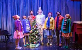 a charlie brown christmas broadway in chicago