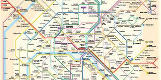 si e de la ratp le plan du métro parisien devient utilisable gratuitement