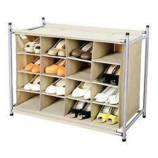 closet shoe storage cube 25 pair cubby roselawnlutheran
