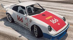 retro racing porsche comet retro standard non widebody add on replace tuning