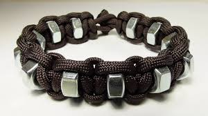 simple survival bracelet images How you can make a simple hex nut paracord survival bracelet jpg