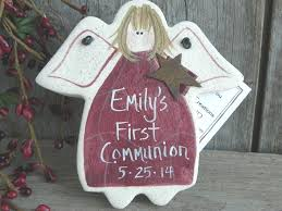communion christmas ornament 1879 best angelitos images on christmas angel