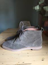 womens desert boots size 9 madewell flat 0 to 1 2 in ankle boots for ebay