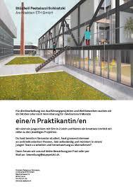 bewerbung praktikum architektur architektur agenda zentralschweiz