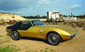 corvette chevy expo apollo xii astronaut s 1969 corvette to be displayed at the