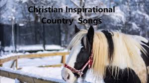 christian inspirational country songs with loop control