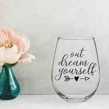 graduation wine glasses best inspirational wine glasses products on wanelo