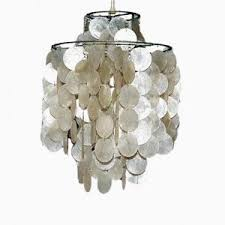 Mother Of Pearl Pendant Light by Buy Lighting By Verner Panton At Pamono